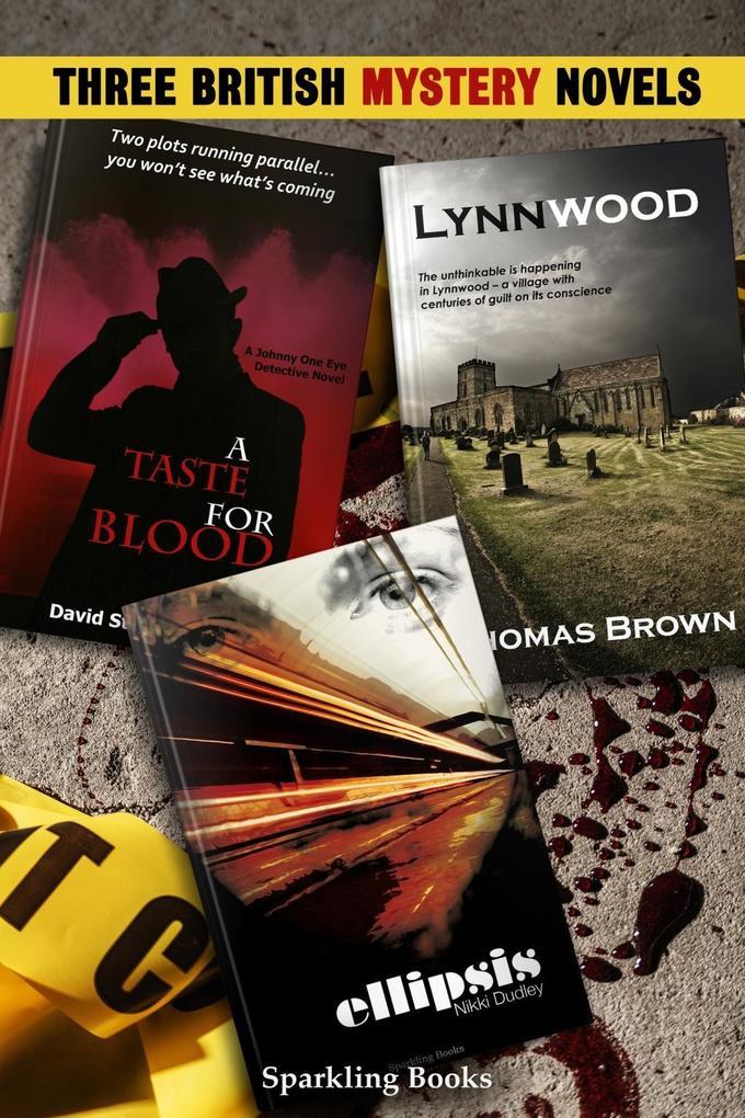 Three British Mystery Novels als eBook epub