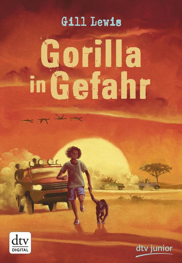 Gorilla in Gefahr als eBook epub