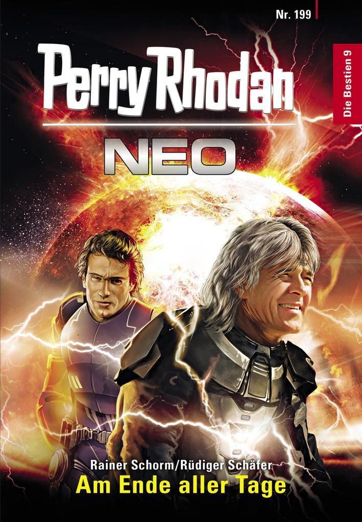 Perry Rhodan Neo 199: Am Ende aller Tage als eBook epub