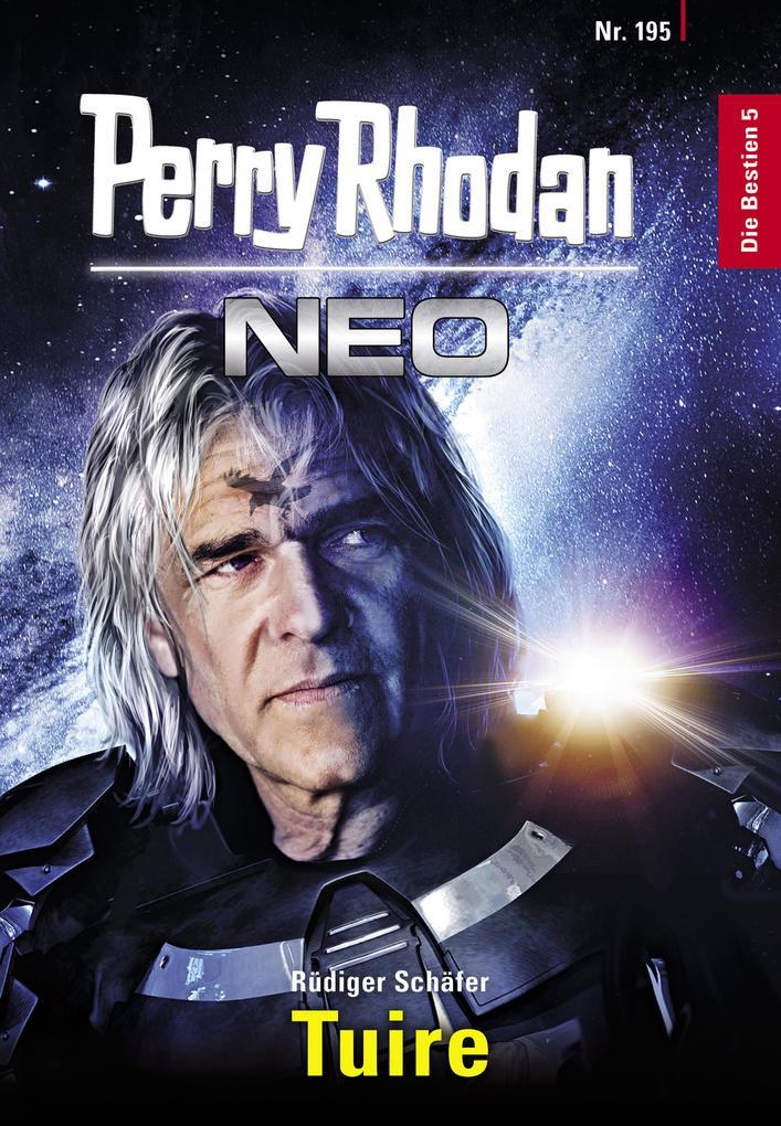 Perry Rhodan Neo 195: Tuire als eBook epub