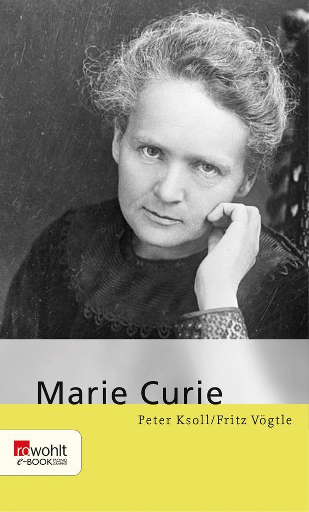 Marie Curie als eBook epub