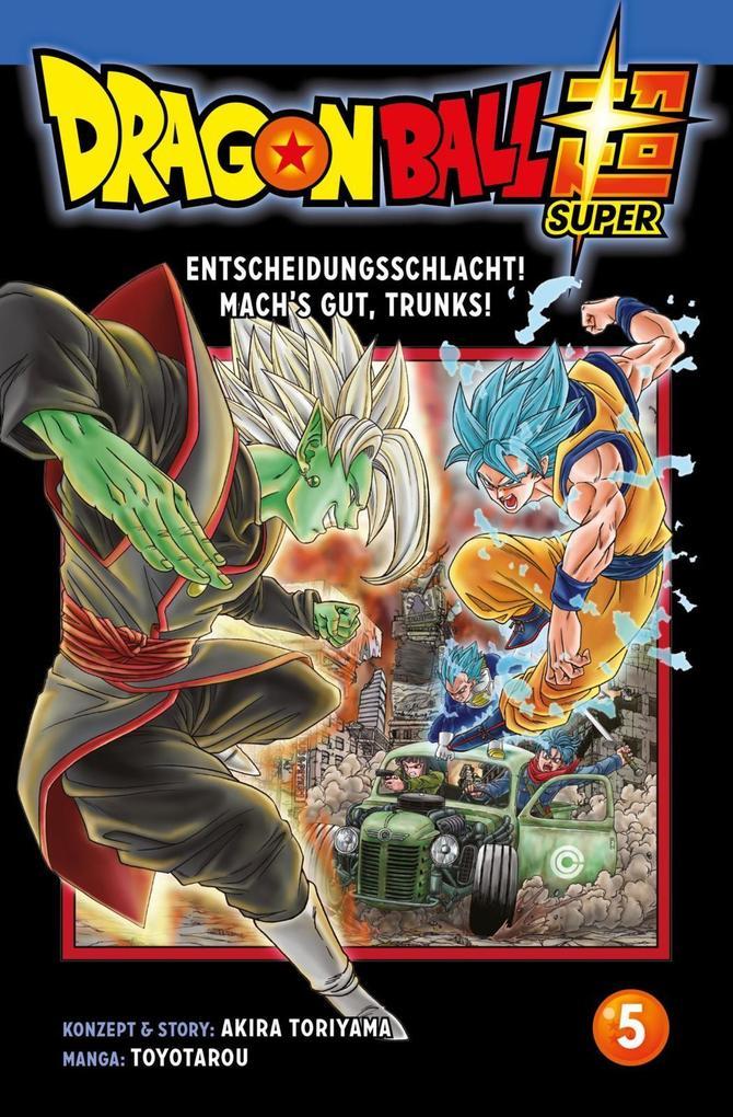 Dragon Ball Super 5 als Buch