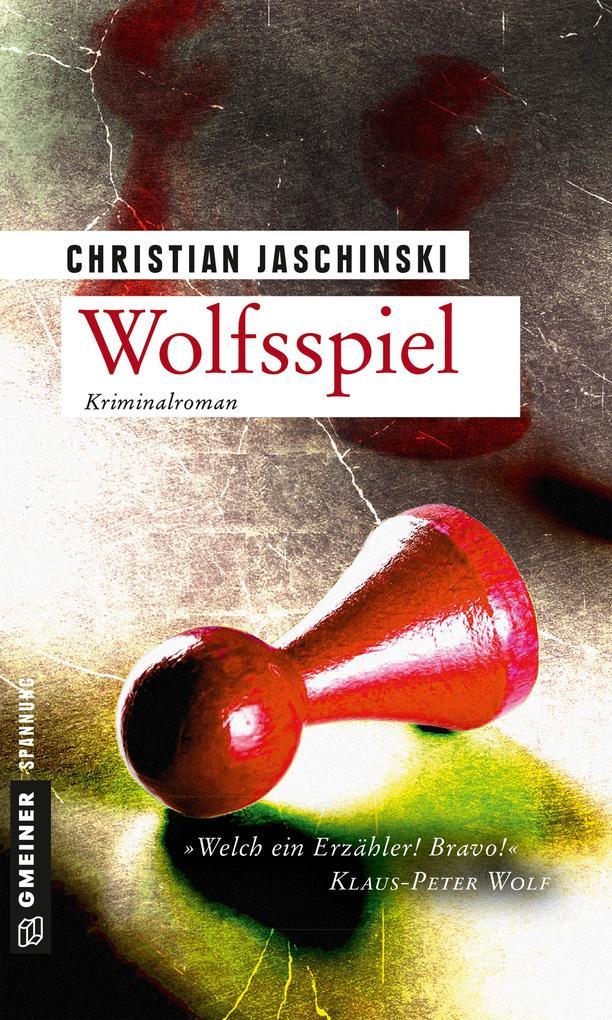 Wolfsspiel als Taschenbuch