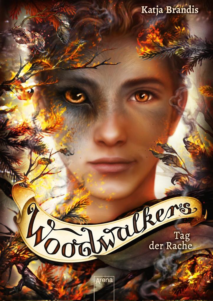 Woodwalkers (6). Tag der Rache als eBook epub