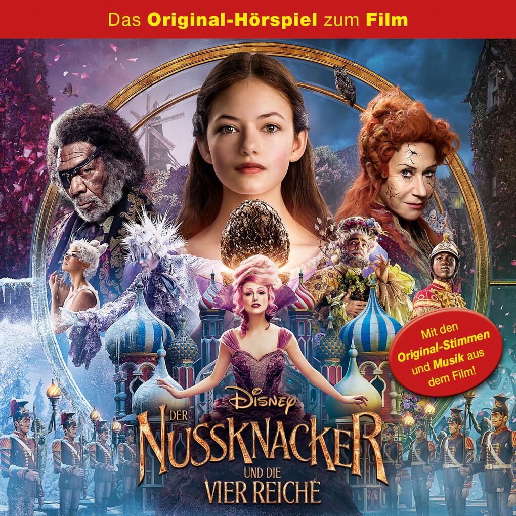 Disney: Der Nussknacker und die vier Reiche (Original-Hörspiel zum Kinofilm) als Hörbuch Download