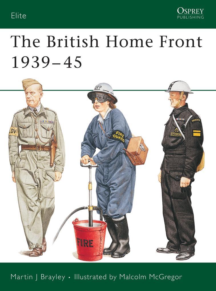 The British Home Front 1939 45 als Taschenbuch