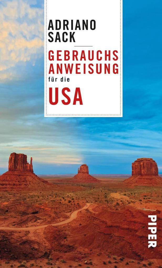 Gebrauchsanweisung für die USA als eBook