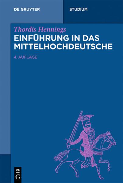 Einführung in das Mittelhochdeutsche als Buch (kartoniert)