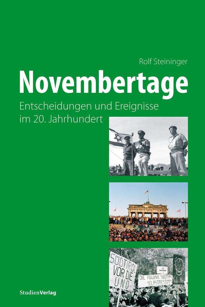 Novembertage als eBook epub