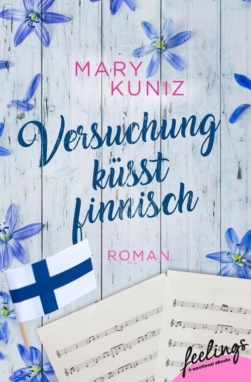 Versuchung küsst finnisch als eBook