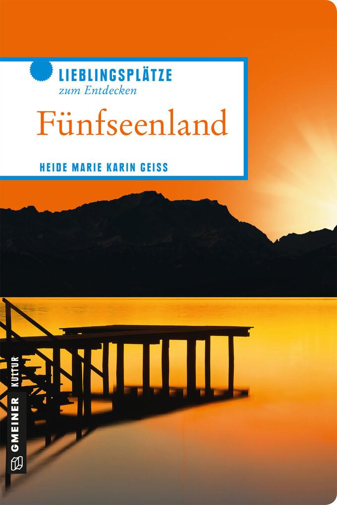 Fünfseenland als eBook epub