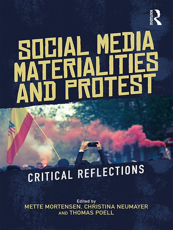 Social Media Materialities and Protest als eBook pdf