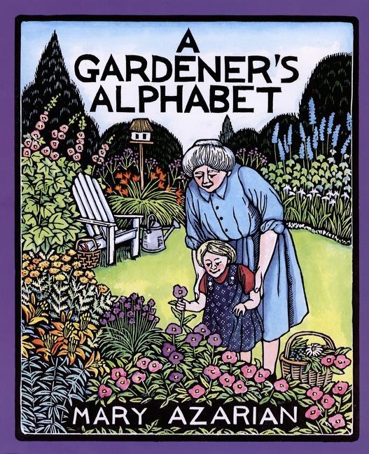 A Gardener's Alphabet als Taschenbuch