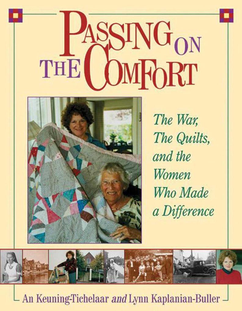Passing on the Comfort als Taschenbuch