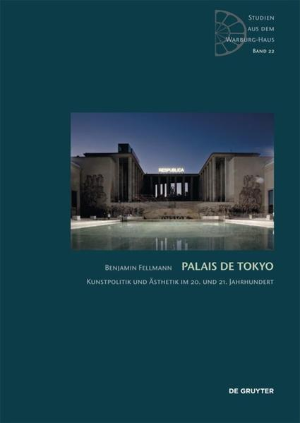 Palais de Tokyo als Buch (gebunden)