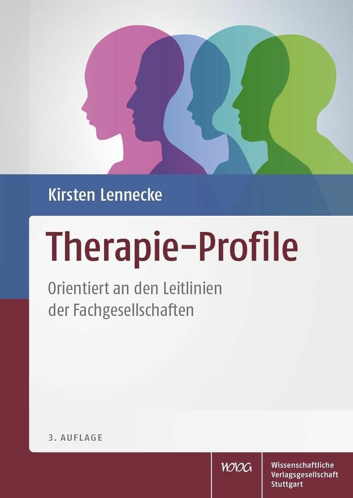 Therapie-Profile als eBook pdf