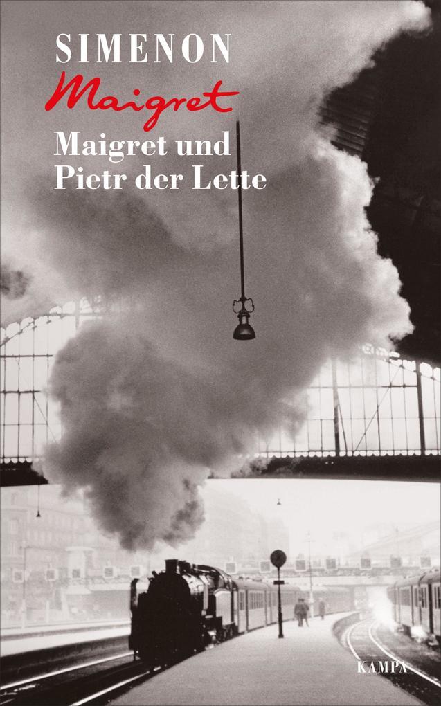 Maigret und Pietr der Lette als Buch (gebunden)