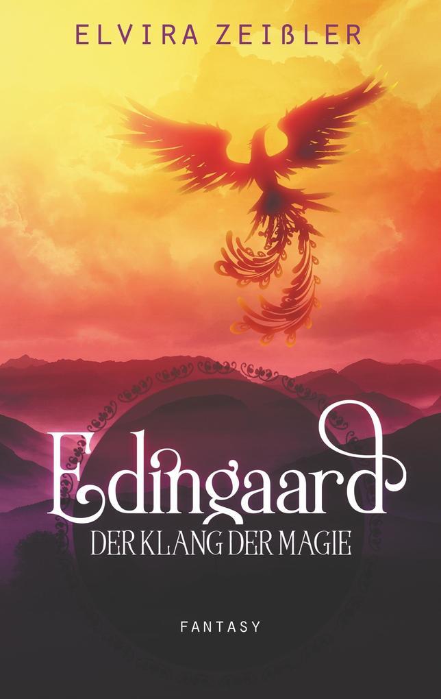 Edingaard 2 - Der Klang der Magie als Buch (kartoniert)