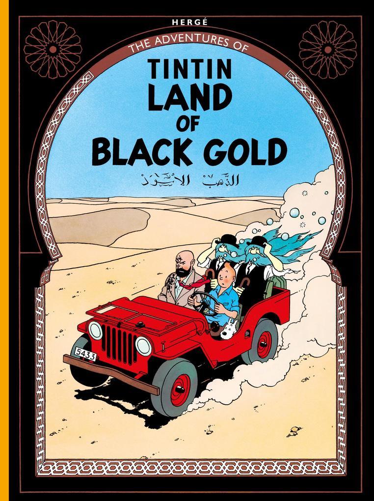 Land of Black Gold als Buch (gebunden)