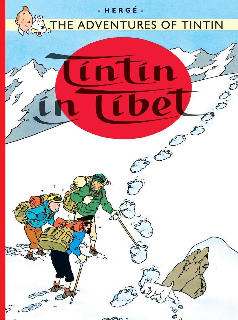 Tintin in Tibet als Buch (gebunden)