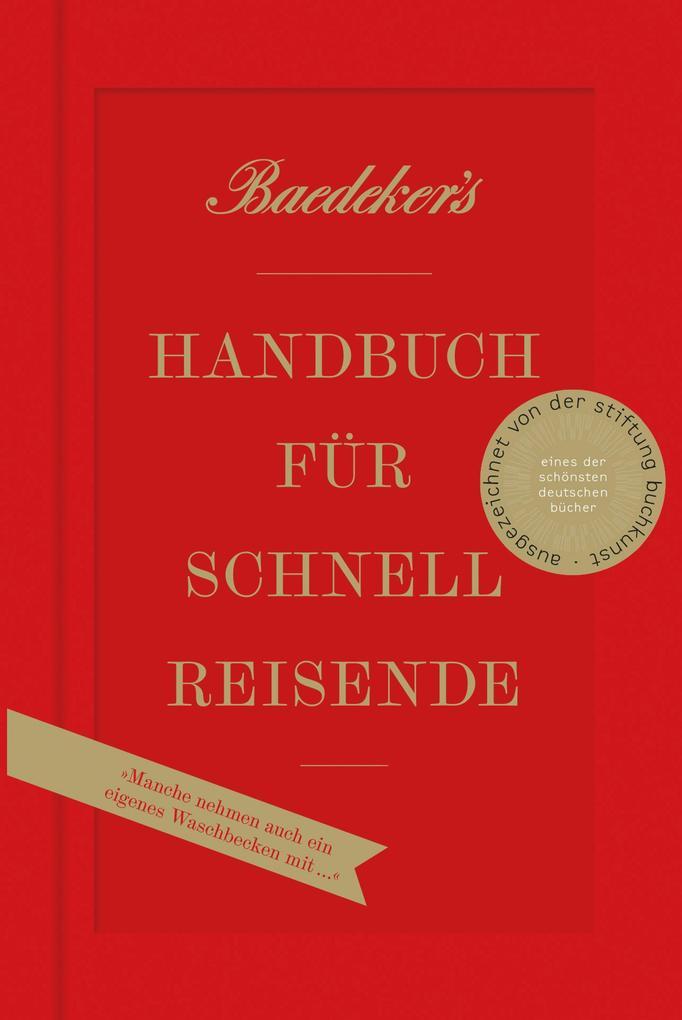 Baedeker's Handbuch für Schnellreisende als Buch (gebunden)