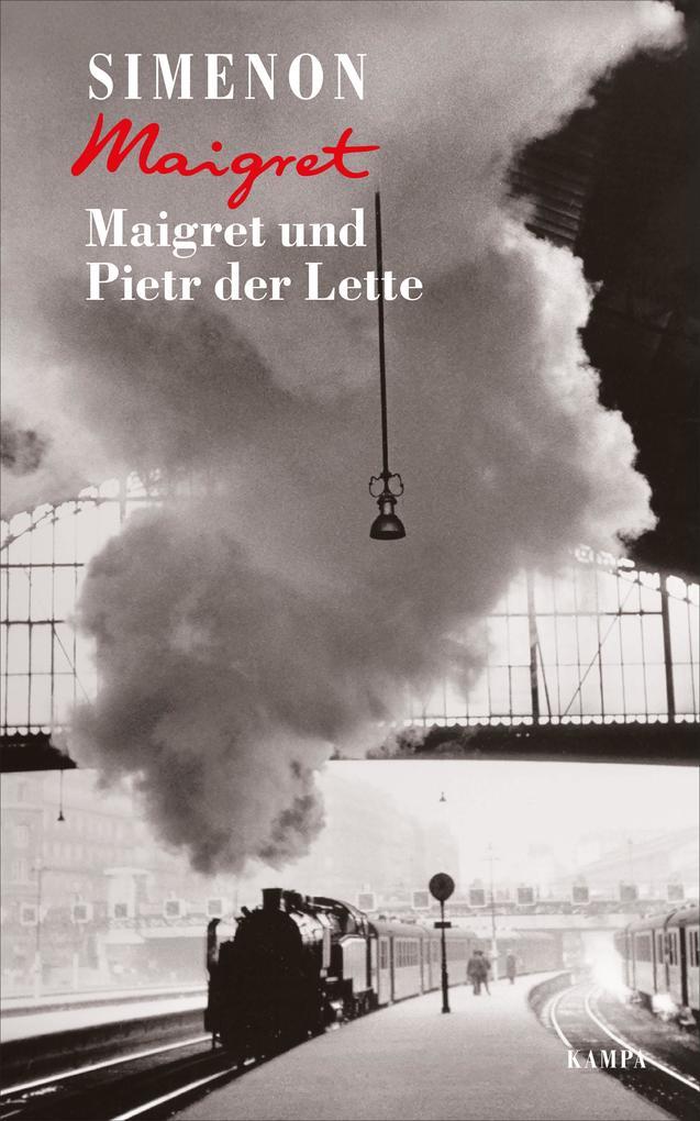 Maigret und Pietr der Lette als eBook epub