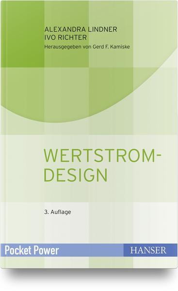 Wertstromdesign als Buch (gebunden)