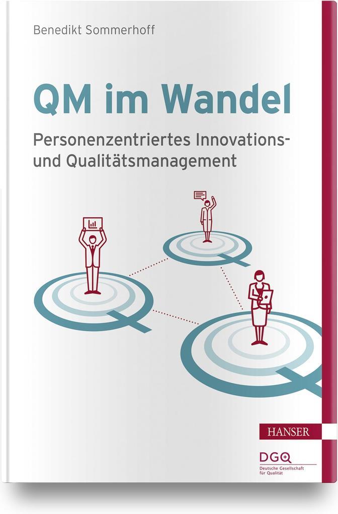 QM im Wandel als Buch