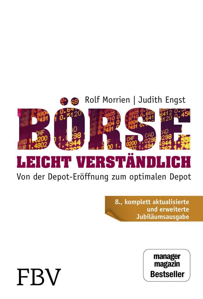 Börse leicht verständlich - Jubiläums-Edition als eBook epub