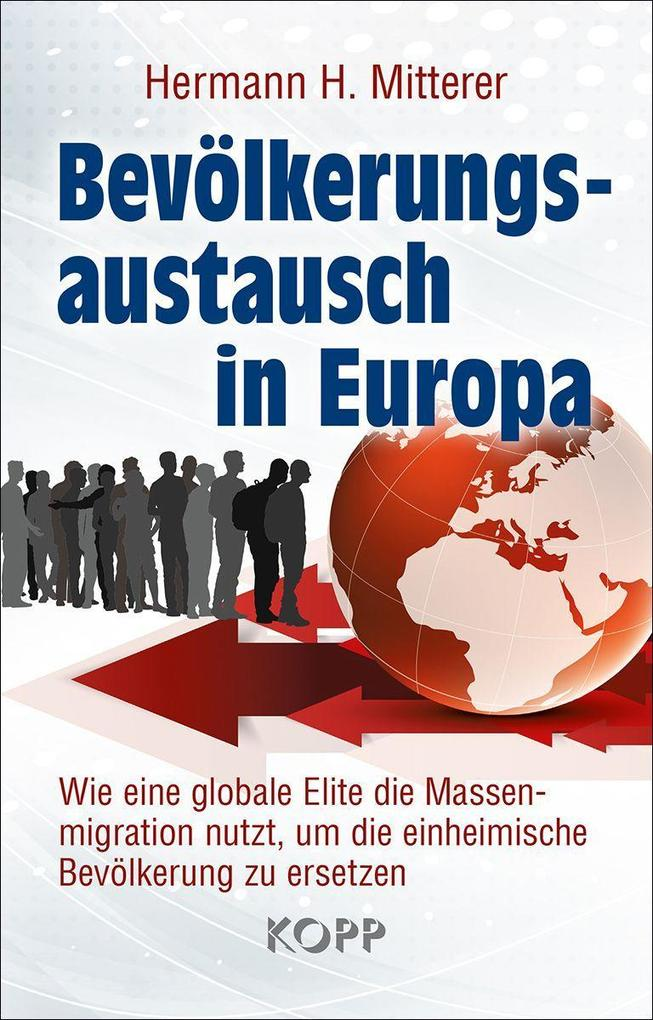Bevölkerungsaustausch in Europa als Buch (gebunden)