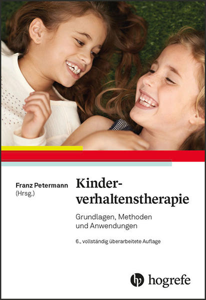 Kinderverhaltenstherapie als Buch (kartoniert)