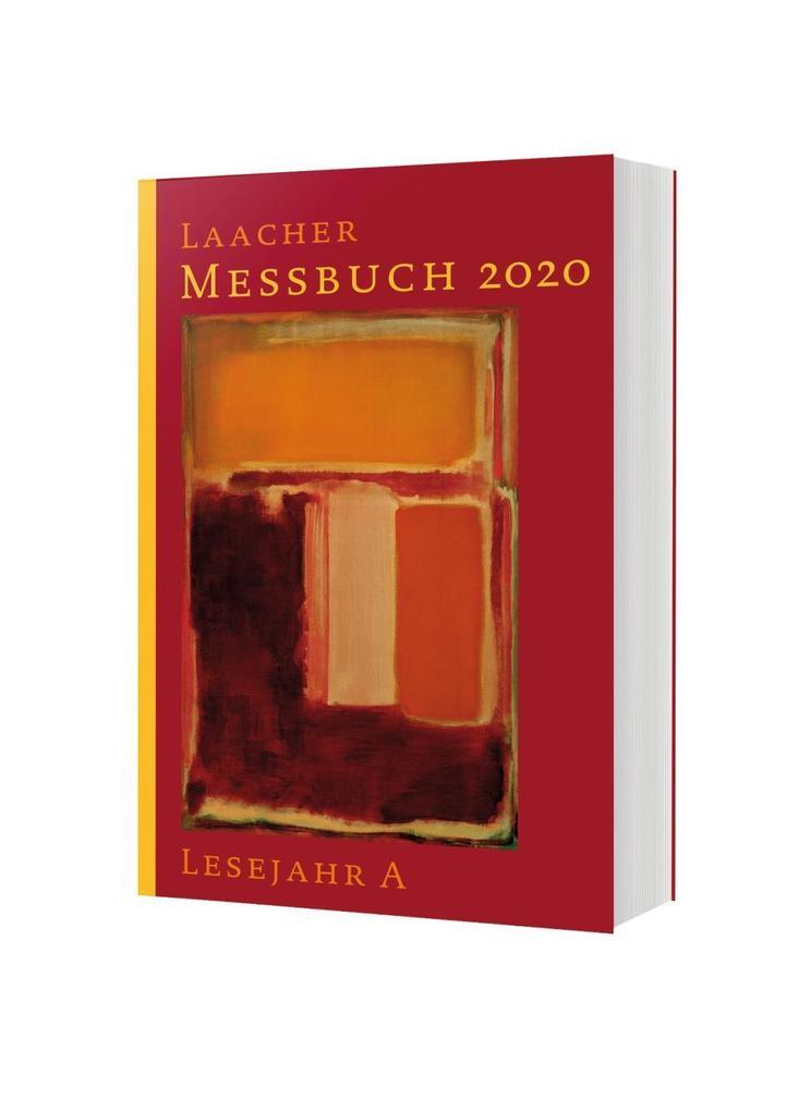 Laacher Messbuch 2020 kartoniert als Kalender