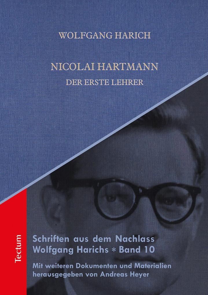 Nicolai Hartmann als eBook
