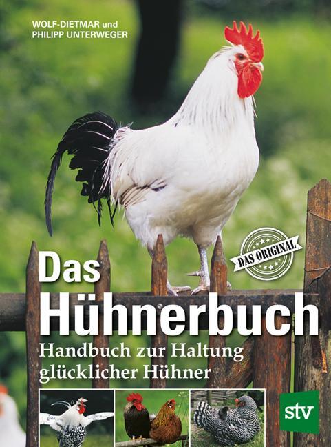 Das Hühnerbuch als Buch (gebunden)
