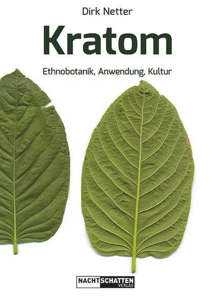 Kratom als Buch (kartoniert)