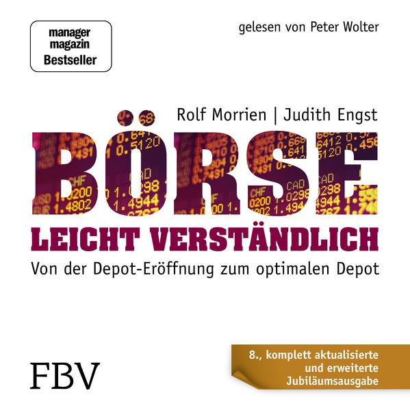 Börse leicht verständlich - Jubiläums-Edition als Hörbuch CD