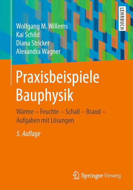 Praxisbeispiele Bauphysik als Buch (kartoniert)