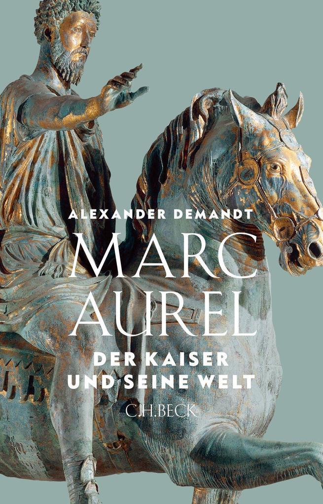 Marc Aurel als Buch (gebunden)