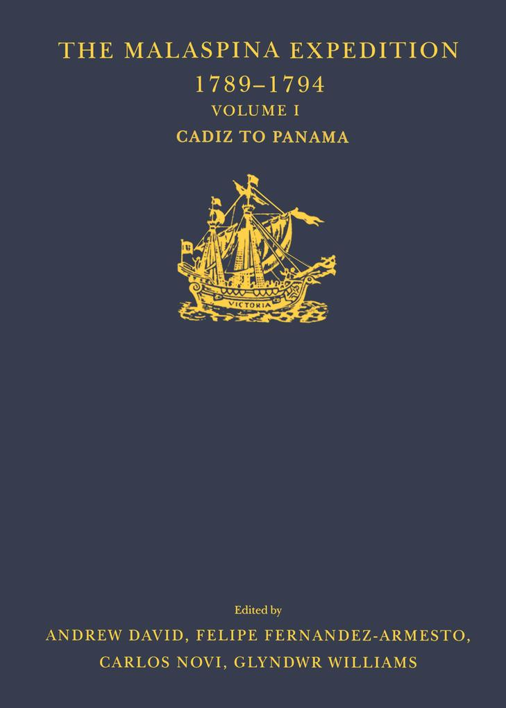 The Malaspina Expedition 1789-1794 als eBook epub