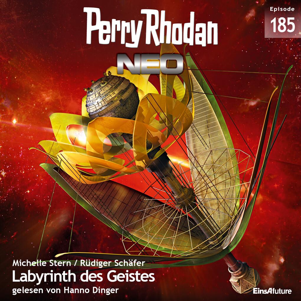 Perry Rhodan Neo 185: Labyrinth des Geistes als Hörbuch Download