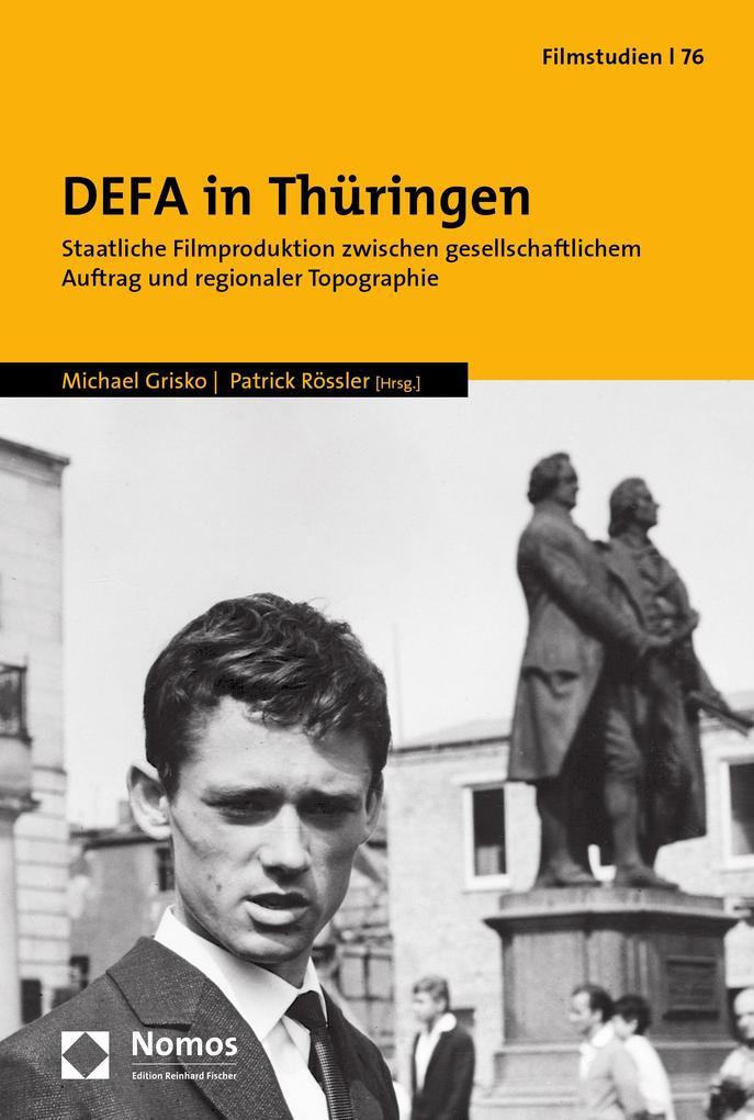 DEFA in Thüringen als eBook pdf
