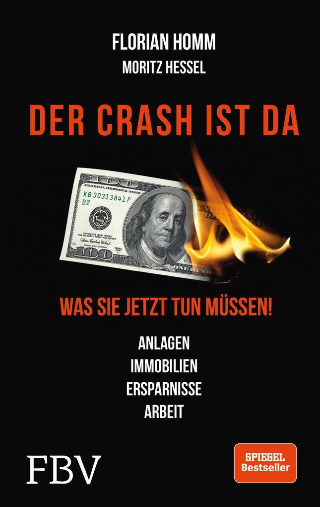 Der Crash ist da als Buch (gebunden)