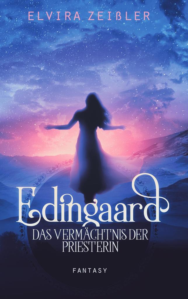 Edingaard 3 - Das Vermächtnis der Priesterin als Buch (kartoniert)