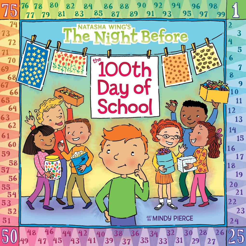 The Night Before the 100th Day of School als Taschenbuch