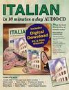 ITALIAN in 10 minutes a day (R) Audio CD
