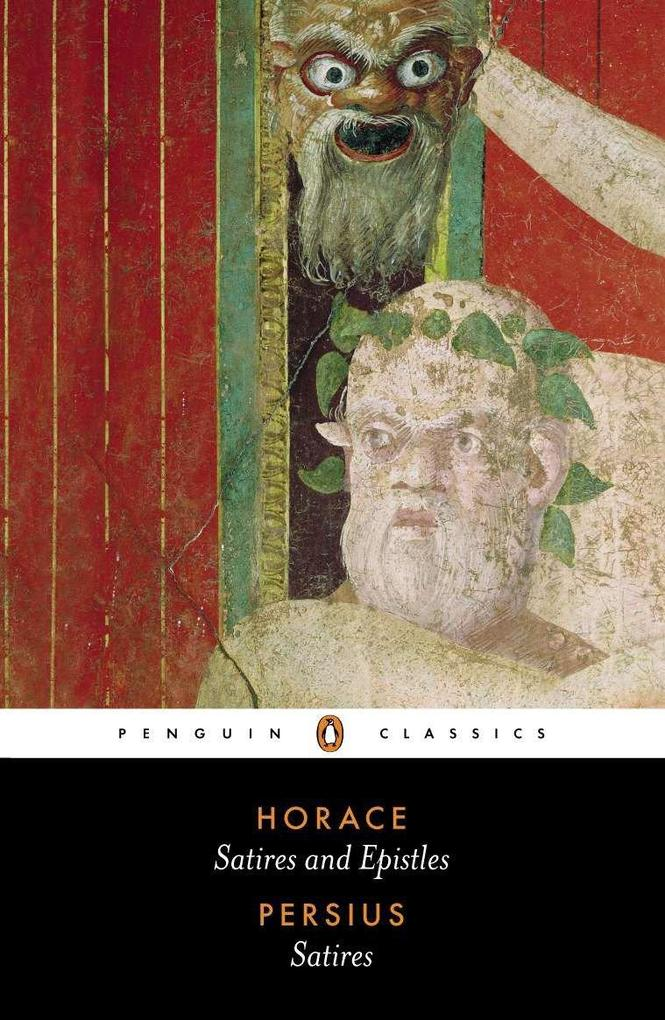 The Satires of Horace and Persius als Taschenbuch