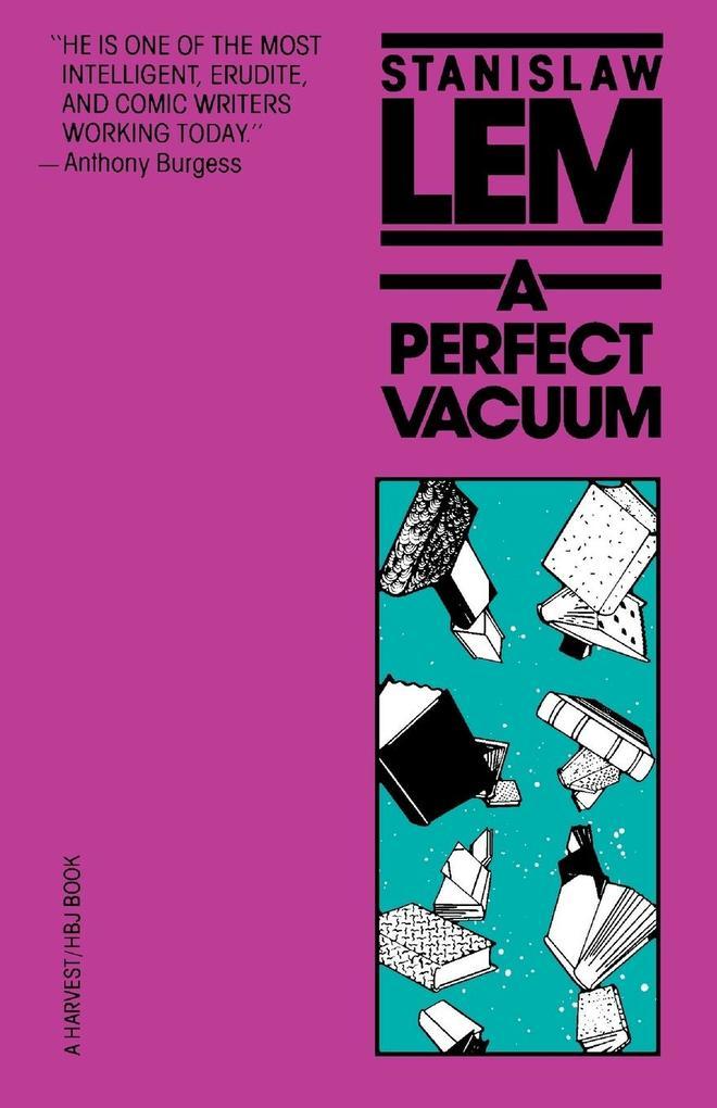 A Perfect Vacuum als Taschenbuch