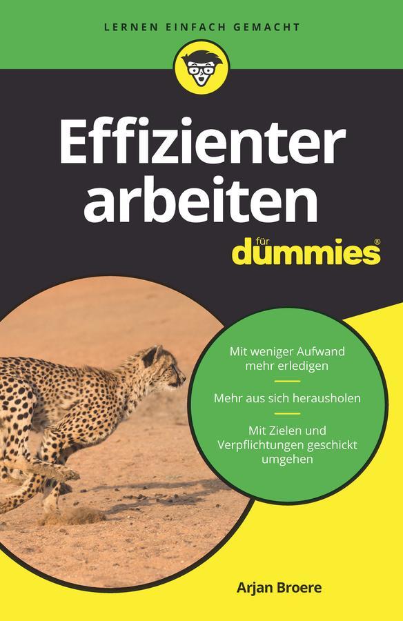 Effizienter arbeiten für Dummies als eBook epub