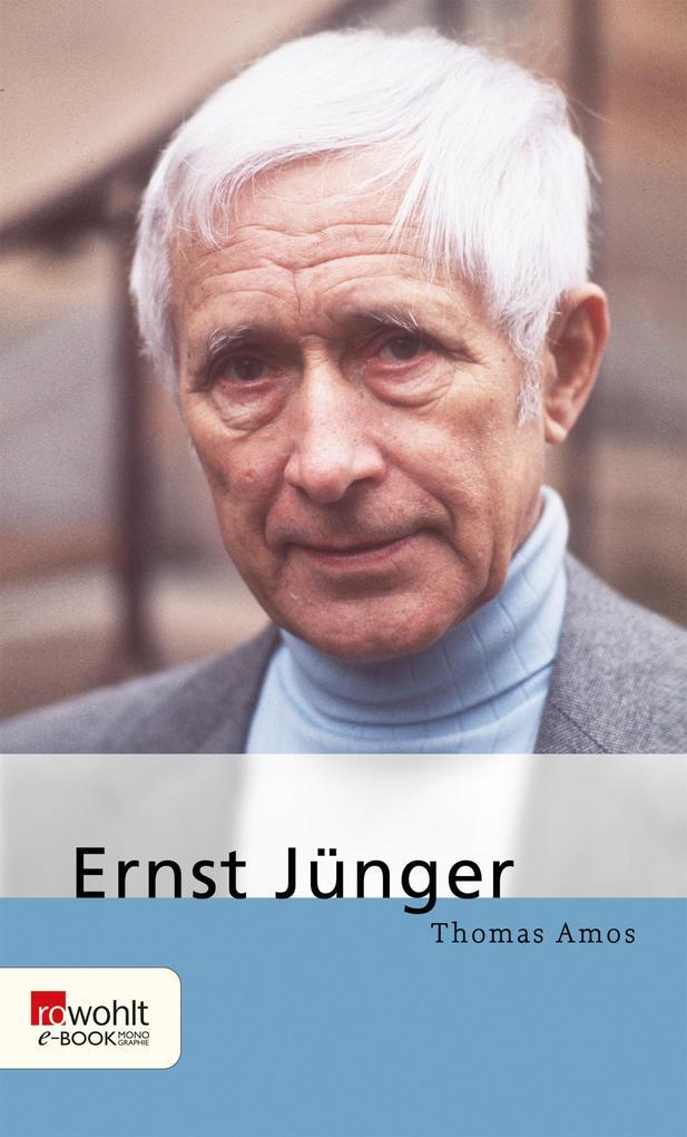 Ernst Jünger als eBook epub