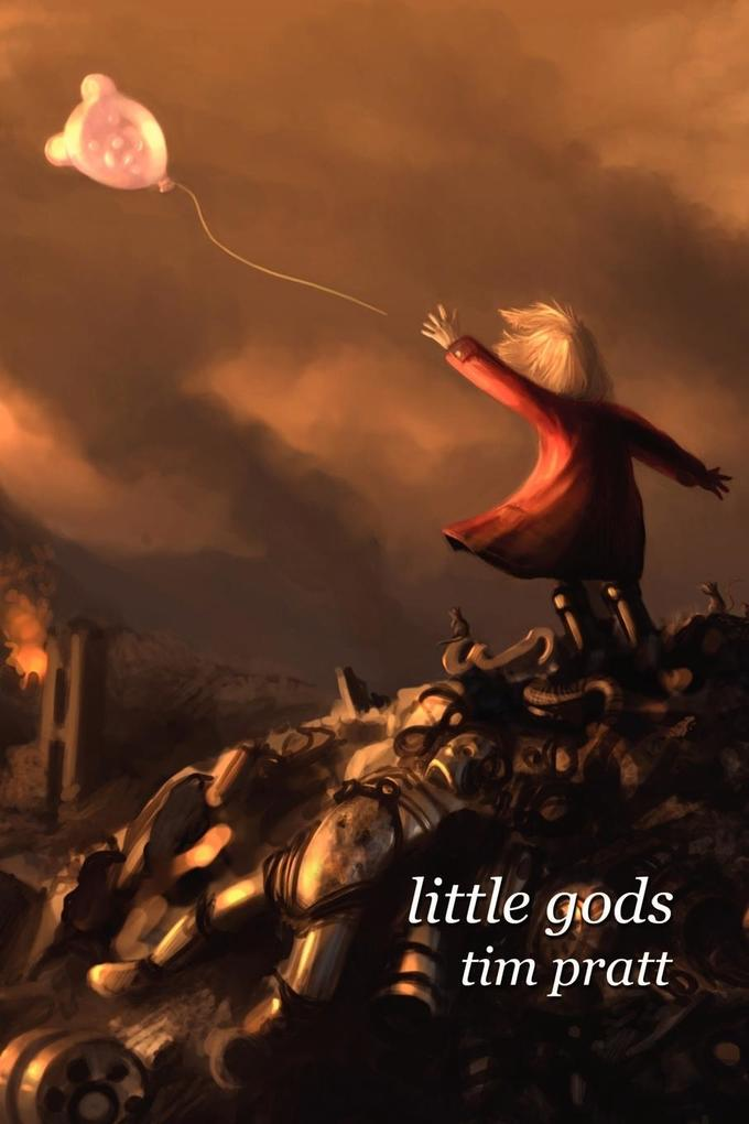 Little Gods als Taschenbuch